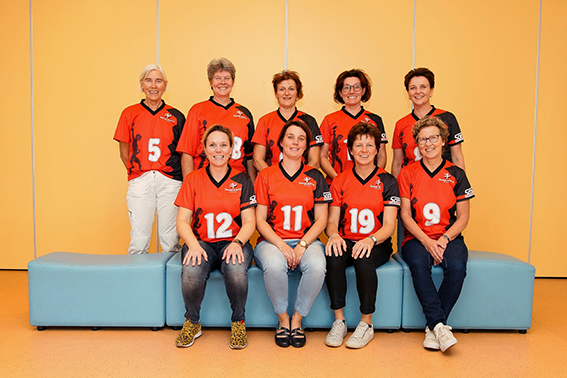 Dames recreanten 1 wanroy a